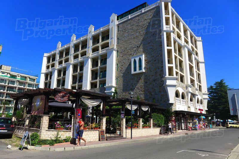 Апартаменты на Солнечном берегу, Болгария, 83.51 м2 - фото 1