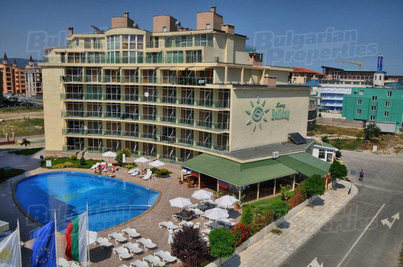 Апартаменты на Солнечном берегу, Болгария, 48.86 м2 - фото 1