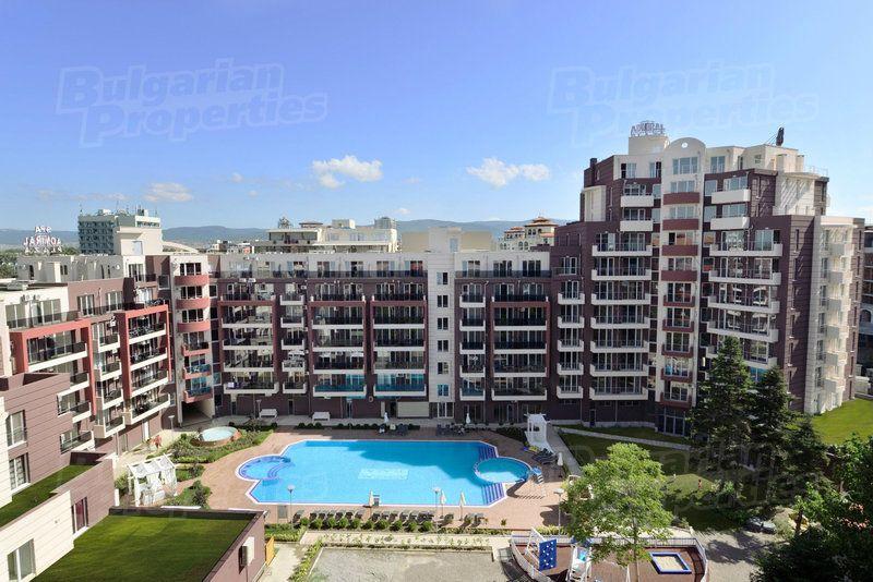 Апартаменты на Солнечном берегу, Болгария, 32.14 м2 - фото 1