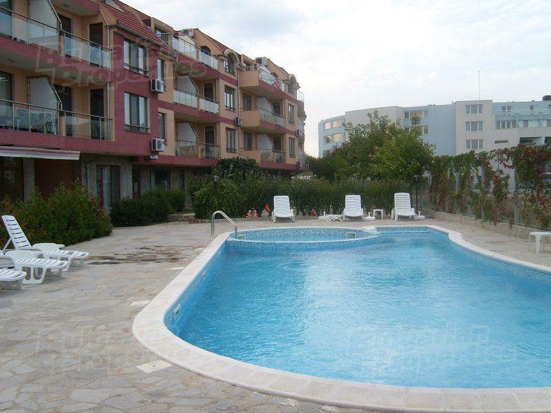 Апартаменты в Черноморце, Болгария, 36.84 м2 - фото 1