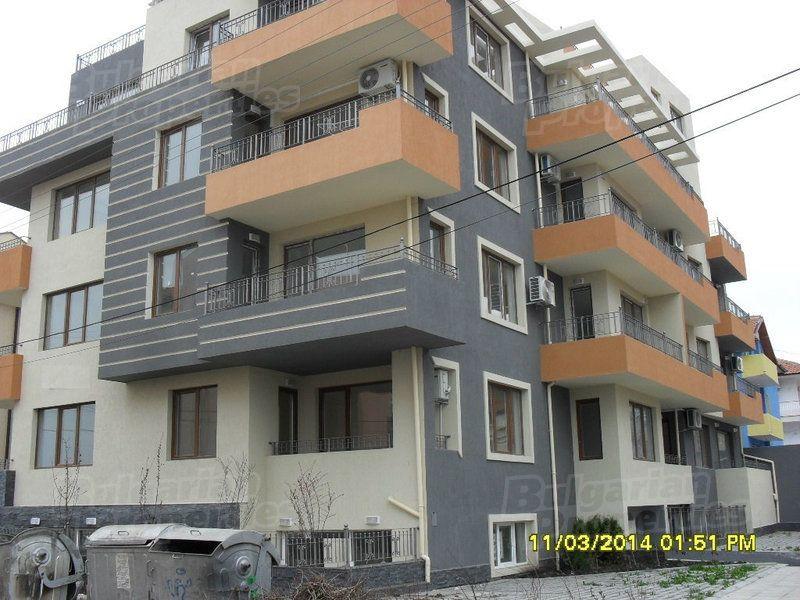 Апартаменты в Бургасе, Болгария, 42.46 м2 - фото 1