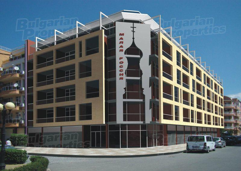 Апартаменты в Поморие, Болгария, 40.19 м2 - фото 1