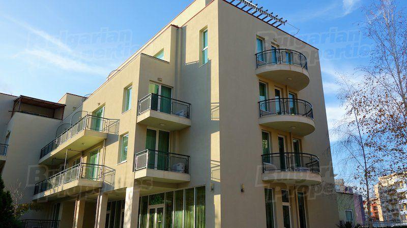 Апартаменты на Солнечном берегу, Болгария, 72.75 м2 - фото 1
