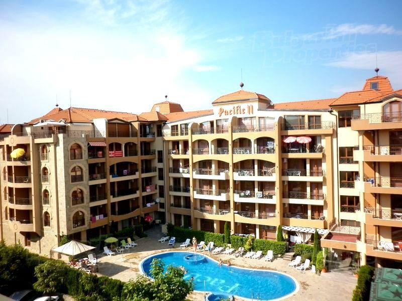 Апартаменты на Солнечном берегу, Болгария, 60 м2 - фото 1