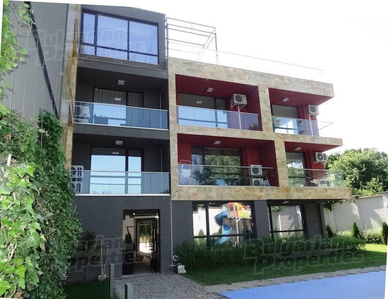 Апартаменты в Святых Константине и Елене, Болгария, 61.12 м2 - фото 1