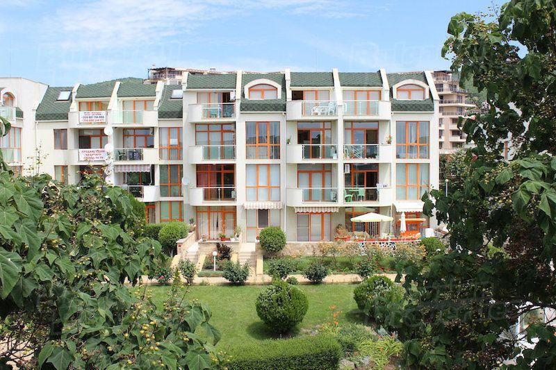 Апартаменты в Святом Власе, Болгария, 55.37 м2 - фото 1