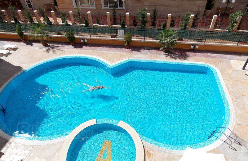 Апартаменты на Солнечном берегу, Болгария, 89.35 м2 - фото 1