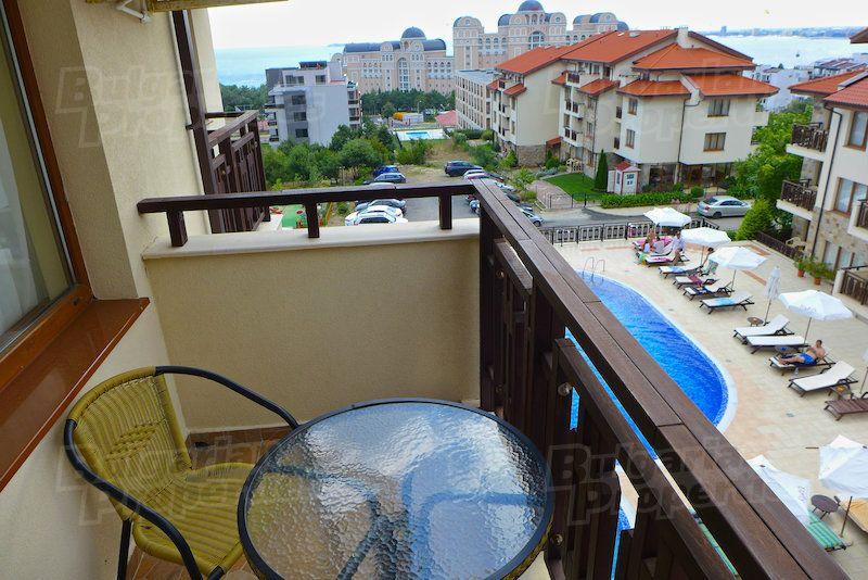 Апартаменты в Святом Власе, Болгария, 64.95 м2 - фото 1