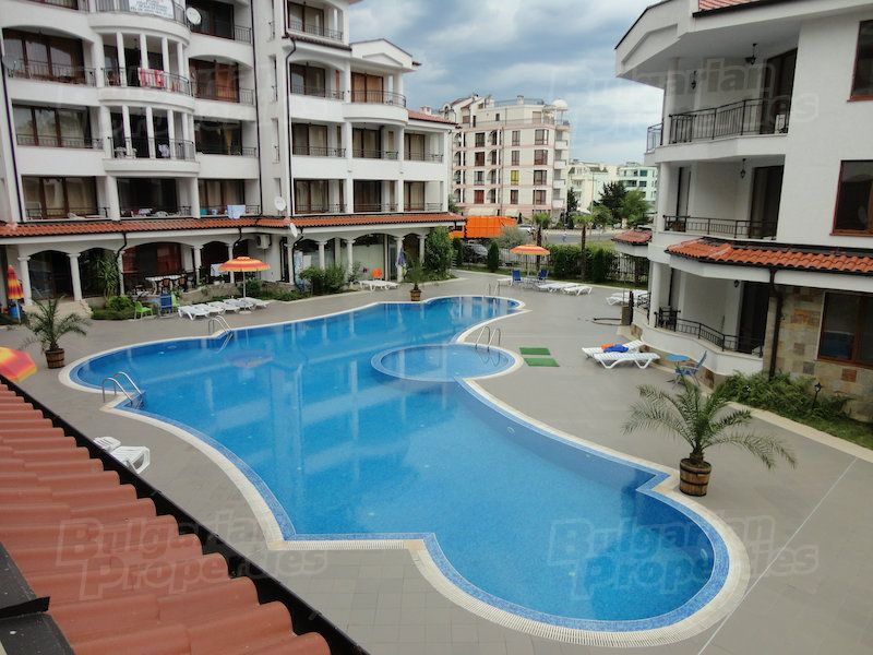 Апартаменты на Солнечном берегу, Болгария, 80.63 м2 - фото 1