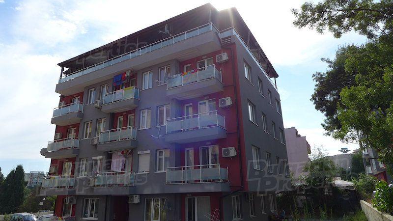 Апартаменты в Приморско, Болгария, 53 м2 - фото 1