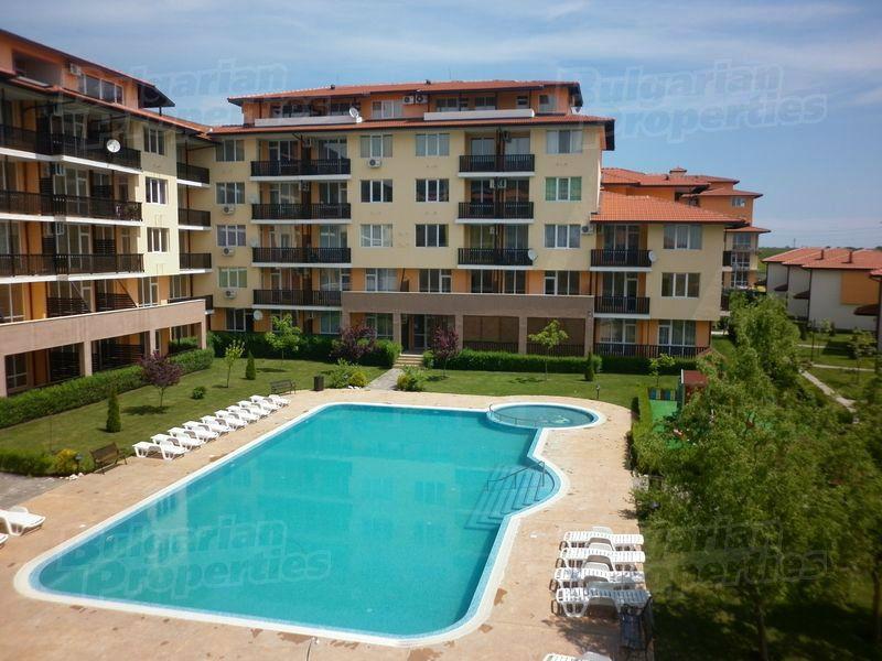 Апартаменты в Ахелое, Болгария, 76 м2 - фото 1