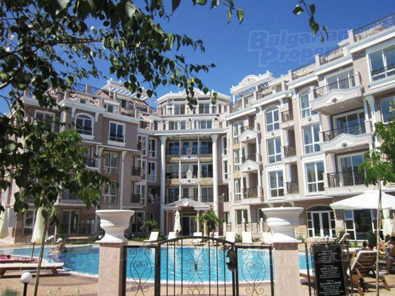 Апартаменты на Солнечном берегу, Болгария, 46.72 м2 - фото 1
