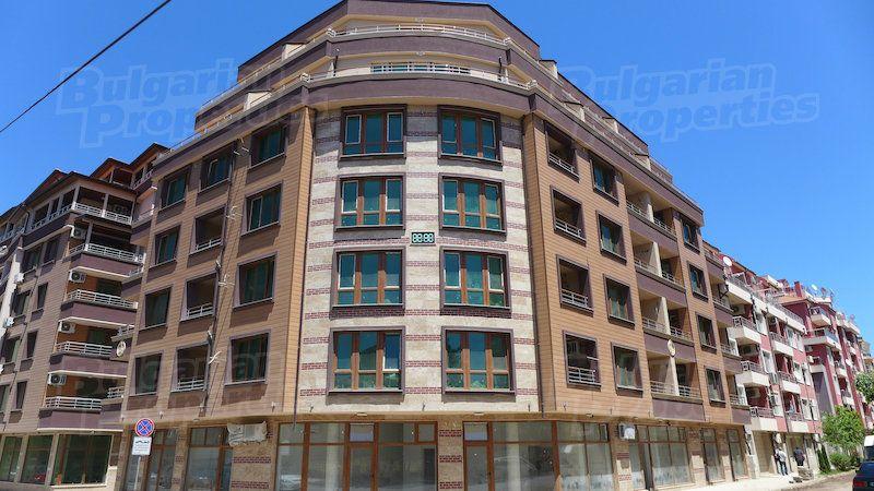 Апартаменты в Поморие, Болгария, 54.5 м2 - фото 1