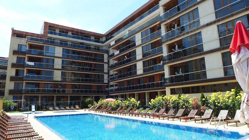 Апартаменты в Поморие, Болгария, 70 м2 - фото 1