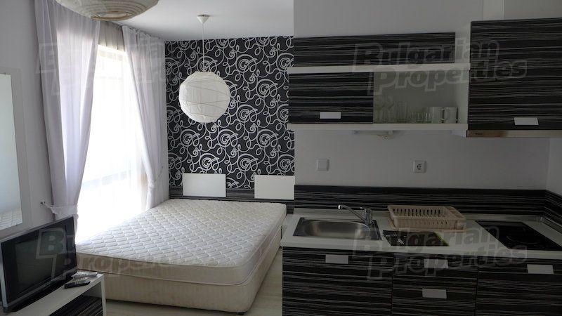 Апартаменты на Солнечном берегу, Болгария, 41.3 м2 - фото 1