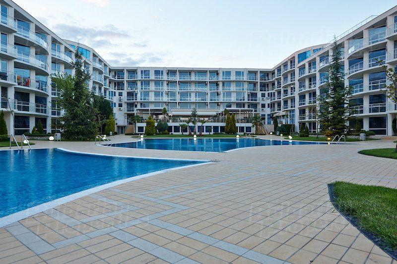 Апартаменты в Бургасе, Болгария, 70.45 м2 - фото 1