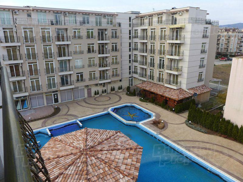 Апартаменты на Солнечном берегу, Болгария, 53.61 м2 - фото 1