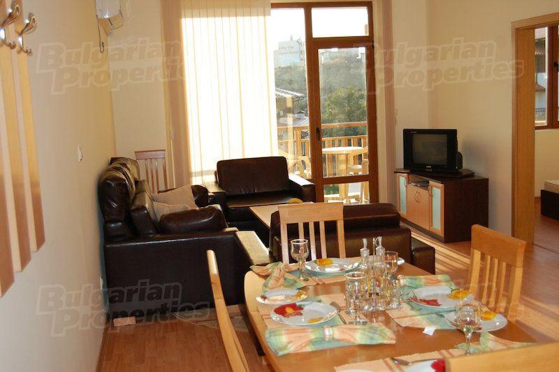 Апартаменты в Святом Власе, Болгария, 99.37 м2 - фото 1