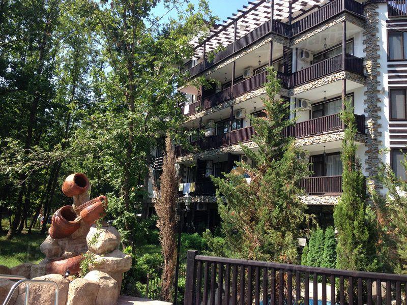 Апартаменты в Приморско, Болгария, 109.7 м2 - фото 1