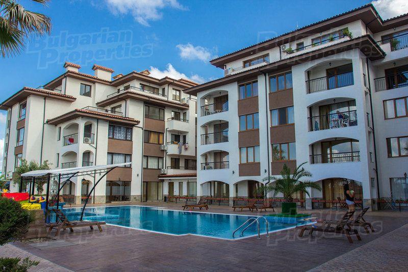 Апартаменты в Бургасе, Болгария, 79.57 м2 - фото 1