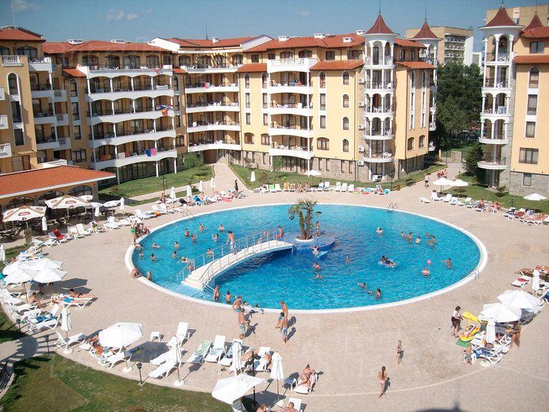 Апартаменты на Солнечном берегу, Болгария, 91 м2 - фото 1