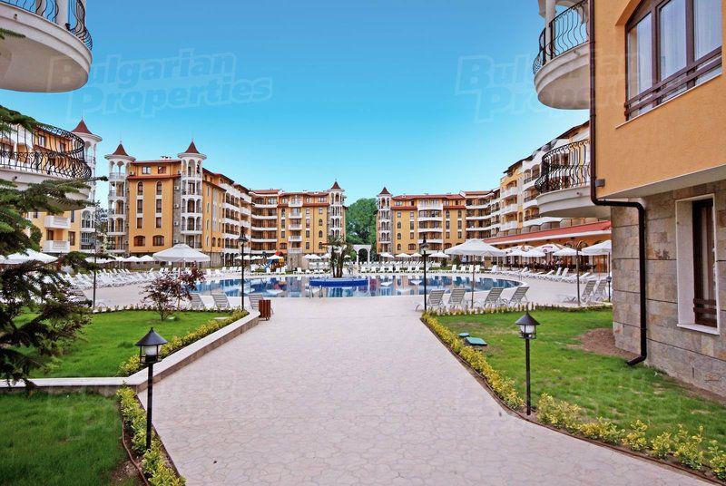 Апартаменты на Солнечном берегу, Болгария, 58 м2 - фото 1