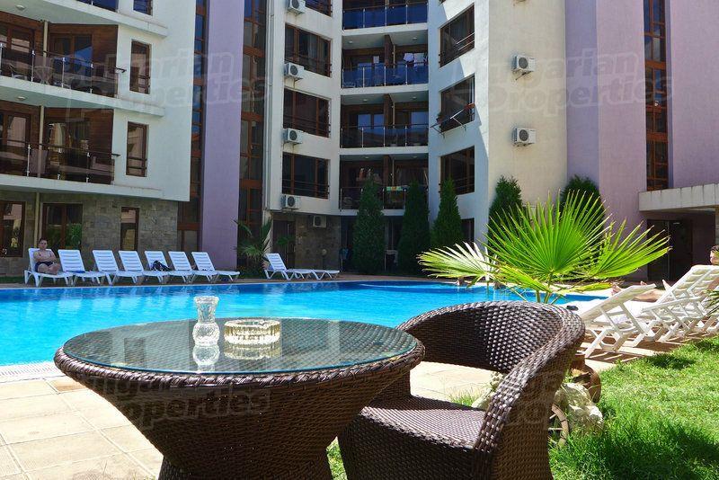 Апартаменты на Солнечном берегу, Болгария, 72.6 м2 - фото 1