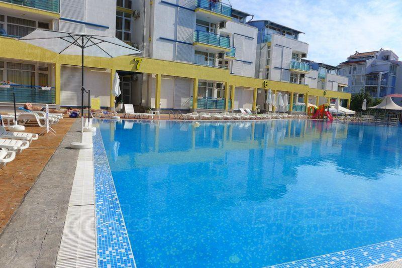 Апартаменты на Солнечном берегу, Болгария, 61 м2 - фото 1