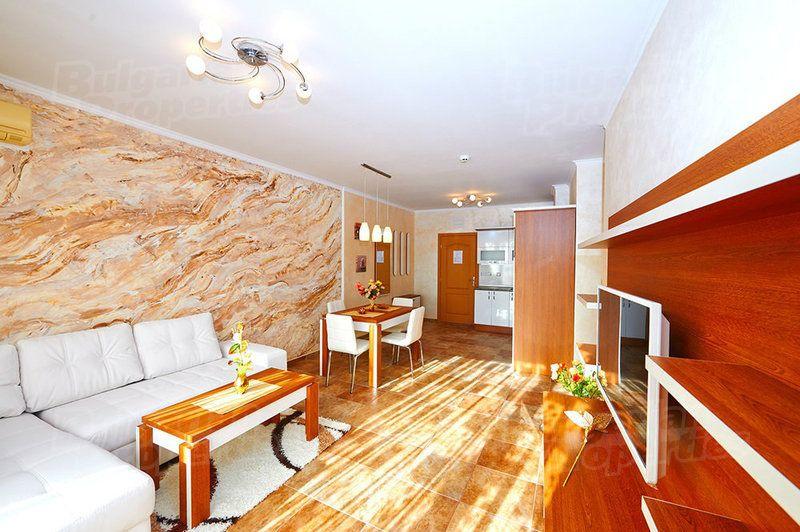 Апартаменты на Солнечном берегу, Болгария, 88 м2 - фото 1
