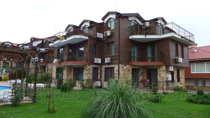 Апартаменты в Созополе, Болгария, 79.62 м2 - фото 1