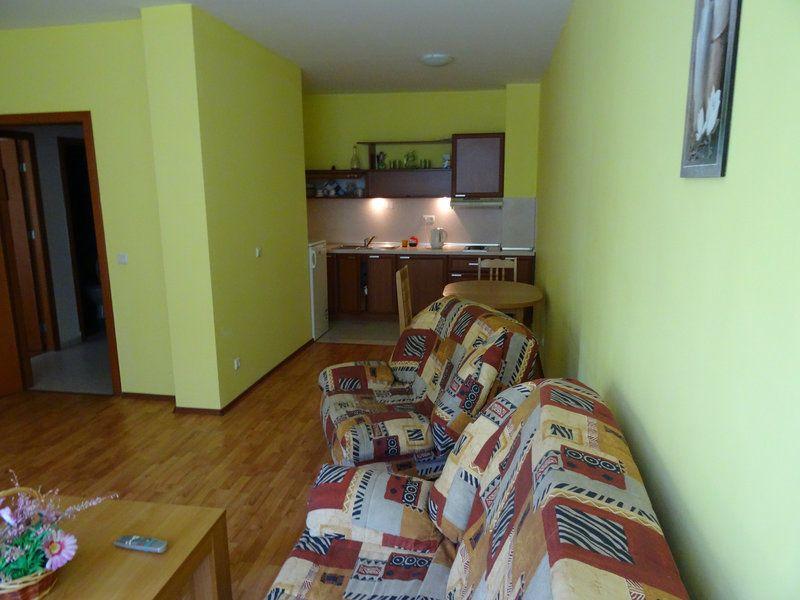 Апартаменты на Золотых Песках, Болгария, 65 м2 - фото 1