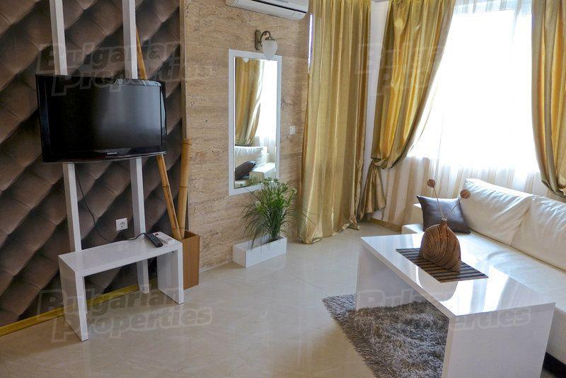 Апартаменты на Солнечном берегу, Болгария, 51.43 м2 - фото 1