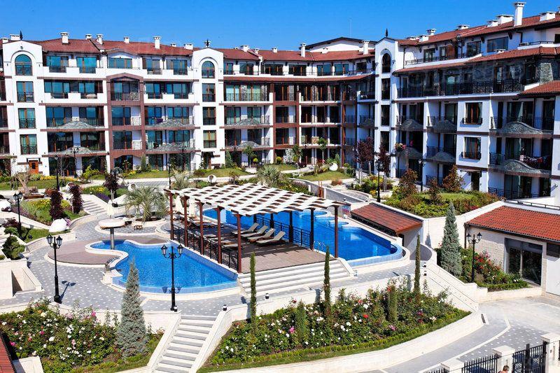Апартаменты в Поморие, Болгария, 82 м2 - фото 1