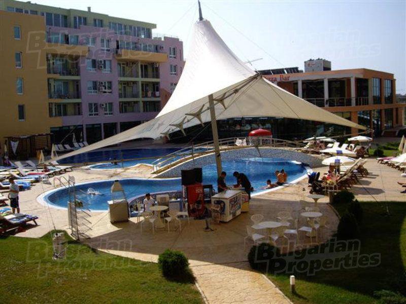 Апартаменты на Солнечном берегу, Болгария, 47.42 м2 - фото 1