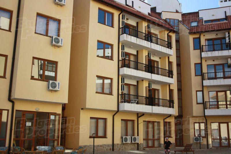 Апартаменты в Варне, Болгария, 44.79 м2 - фото 1