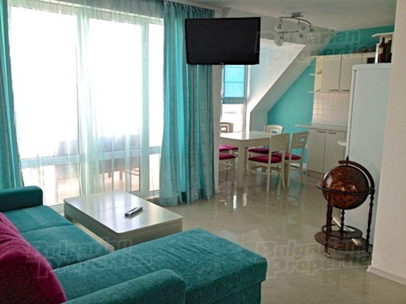 Апартаменты в Святом Власе, Болгария, 85.69 м2 - фото 1