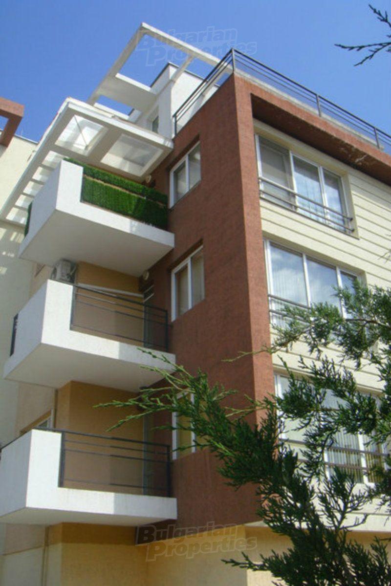 Апартаменты в Бургасе, Болгария, 105 м2 - фото 1