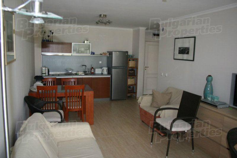 Апартаменты в Святом Власе, Болгария, 56.61 м2 - фото 1