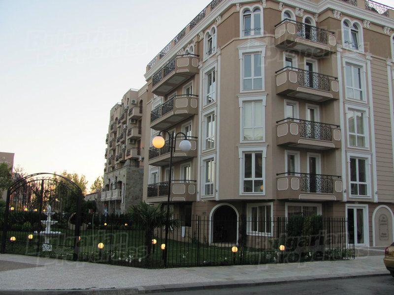 Апартаменты на Солнечном берегу, Болгария, 40.8 м2 - фото 1