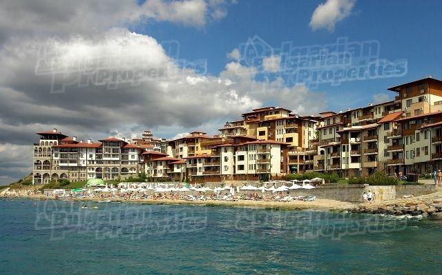 Апартаменты в Святом Власе, Болгария, 66.1 м2 - фото 1