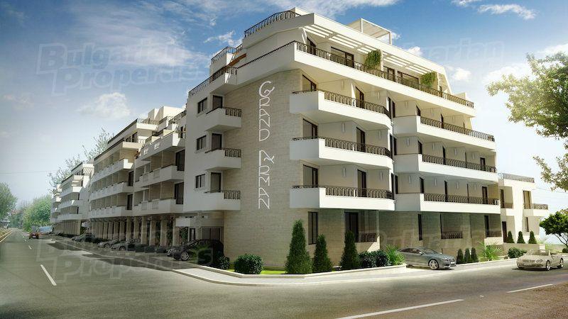 Апартаменты в Бургасе, Болгария, 34.44 м2 - фото 1