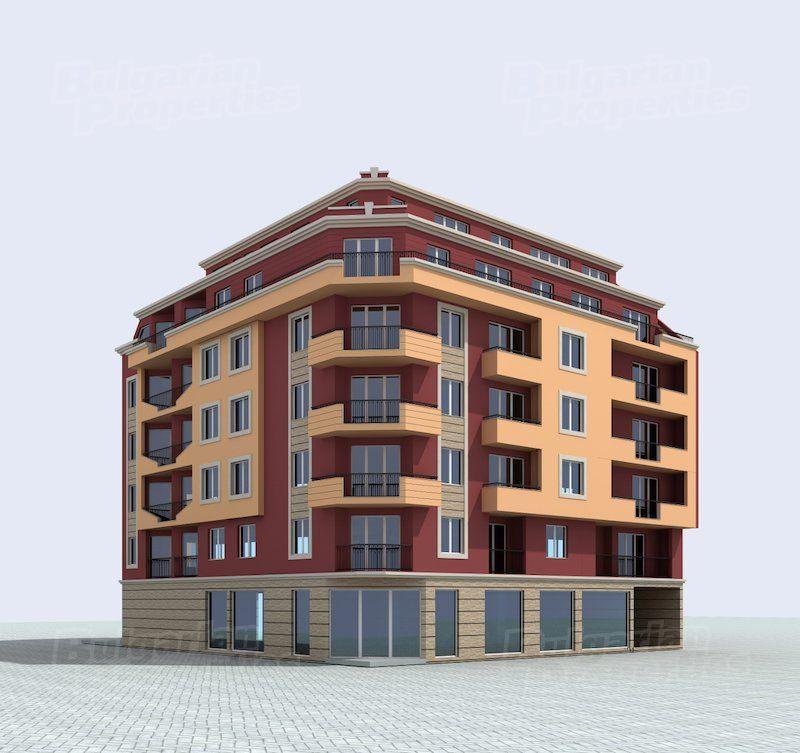 Апартаменты в Варне, Болгария, 66.23 м2 - фото 1