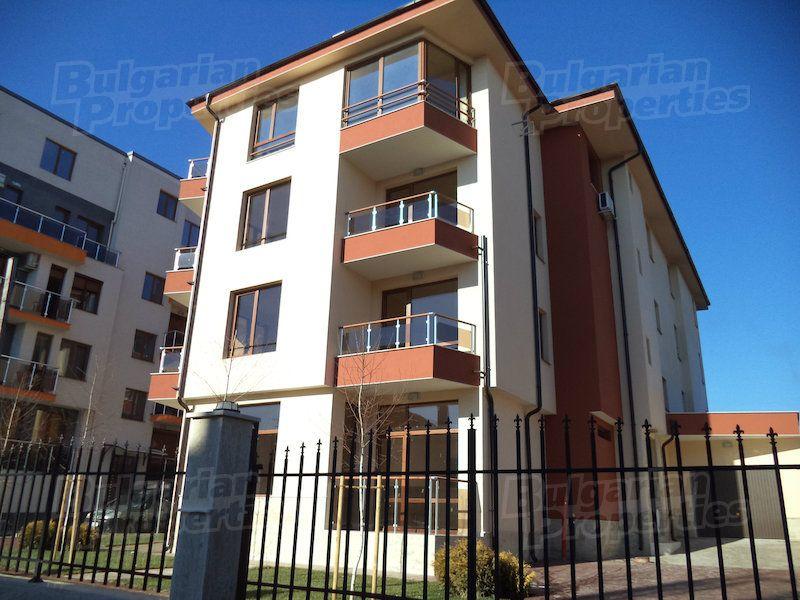 Апартаменты в Бургасе, Болгария, 39.04 м2 - фото 1