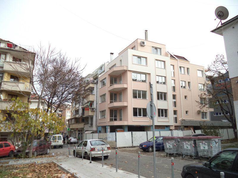 Апартаменты в Бургасе, Болгария, 57.59 м2 - фото 1