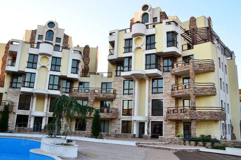 Апартаменты в Варне, Болгария, 130.45 м2 - фото 1