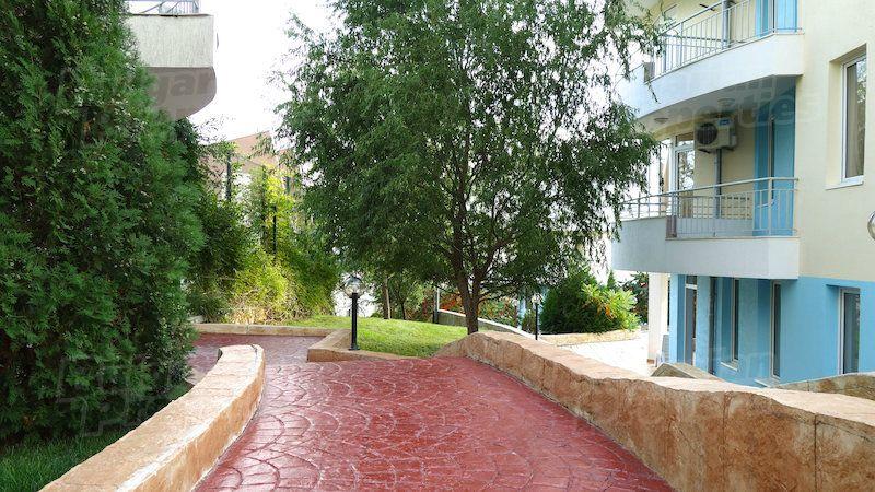 Апартаменты на Солнечном берегу, Болгария, 58.56 м2 - фото 1