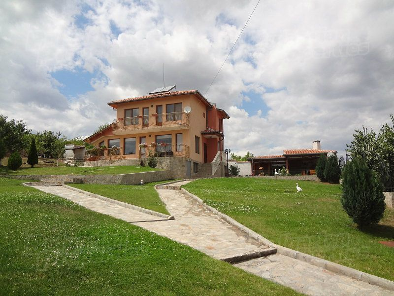 Дом в Бургасе, Болгария, 913 м2 - фото 1