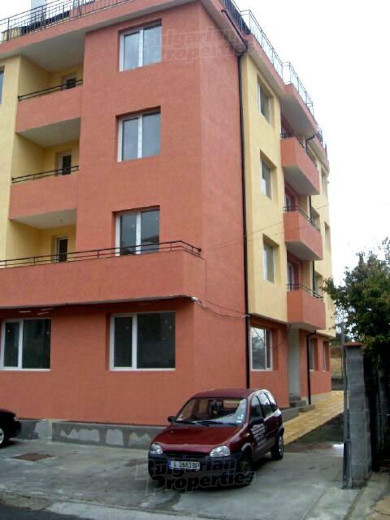 Студия в Бургасе, Болгария, 29.43 м2 - фото 1