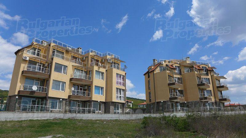 Апартаменты на Солнечном берегу, Болгария, 62.5 м2 - фото 1