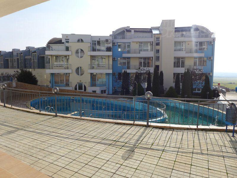 Апартаменты на Солнечном берегу, Болгария, 60.66 м2 - фото 1